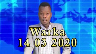 Photo of WARKA 14 03 2020 Dowlada Soomaaliya oo magaalada Muqdisho kulan deg deg ah kula qaadatay wadamada deeq bixiyayaasha