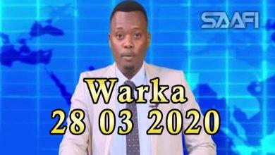 Photo of WARKA 28 03 2020 Soomaaliland oo sheegtay in ay waxba ka quseynin mashruuca deyn cafinta Soomaaliya