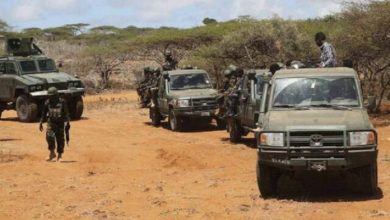 Photo of Al-Shabaab Members Reportedly Killed In SNA Operation