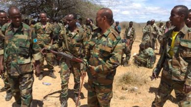 Photo of SNA Forces Engage In A Fierce Gunfight With Al-Shabaab