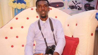 Photo of Somalia accuses an imprisoned journalist of being member of 'terror group'