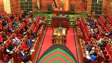 Photo of Kenya MPs drop plans for special sitting over coronavirus fears