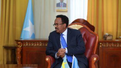 Photo of Somali President Pardons 148 Inmates To Curb Covid-19 Spread