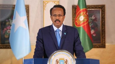 Photo of Somali President Congratulates SNA On The 60th Founding Anniversary