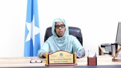 Photo of Somalia Confirms 2 New Coronavirus Cases, Making The Total 7
