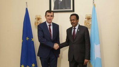 Photo of EU Pledges 27 Million Euros To Help Somalia Combat Covid-19