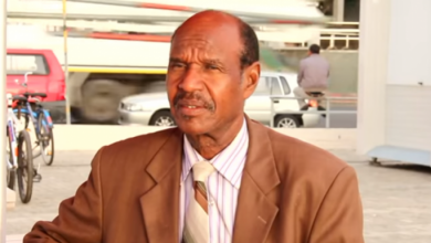 Photo of Body Of Popular Somali Singer Laid To Rest In Mogadishu