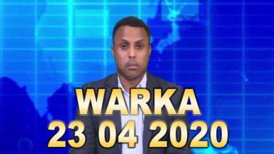 Photo of WARKA 23 04 2020 Garabyadii kasoo horjeeday maamulka Jubaland oo aqoonsaday madaxweyne Axmed Madoobe lana heshiiyey