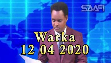 Photo of WARKA 12 04 2020 Wasiiru dowlo magaalada Muqdisho ugu geeriyooday Coronavirus