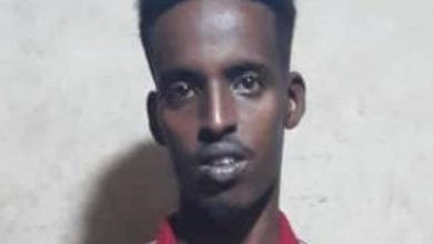 Photo of Policeman Who Allegedly Killed Two Citizens In Mogadishu Arrested