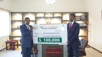Photo of Somalia Receives Financial Contribution From IGAD