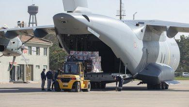 Photo of Turkey Sends Planeload Of Medical Aid To Somalia