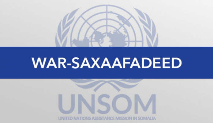Photo of UN Calls For Joint Efforts To Tackle COVID-19 In Somalia