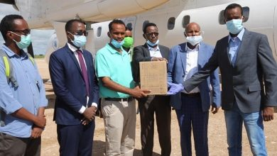 Photo of Federal Government distributes COVID-19 supplies to HirShabelle state