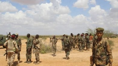 Photo of 3 militants killed by Somali army in southern region