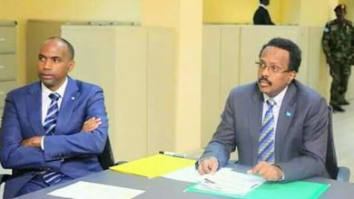 Photo of Somalia's current leadership Isn't ready for elections . It's failed Government