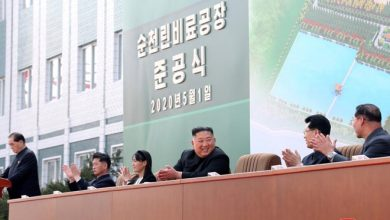 Photo of After rumours about health, North Korea state media report Kim Jong Un appearance