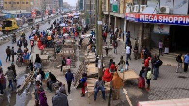 Photo of Nairobi's Eastleigh on lockdown as COVID19 rise sharply