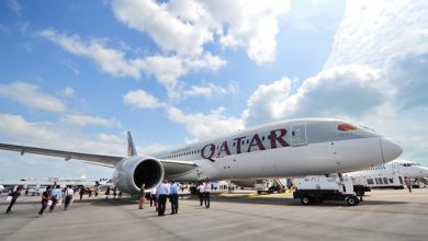 Photo of Qatar Airways to resume flights to half its network by June