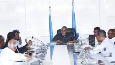 Photo of HirShabelle Leader Presides Over Cabinet Meeting On Flood Crisis