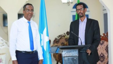 Photo of Somali MP And Jubaland VP Want AU Envoy Expulsion From The Country