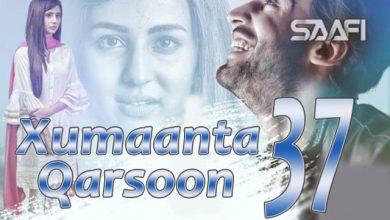 Photo of Xumaanta qarsoon Part 37
