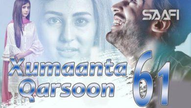 Photo of Xumaanta qarsoon Part 61