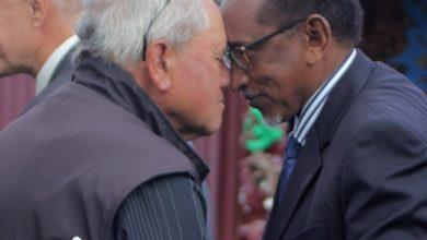 Photo of Covid-19 claims champion of Waikato's refugee community