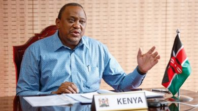 Photo of Uhuru: I'm not interested in another term or being Prime Minister
