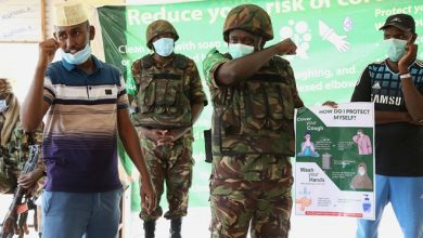 Photo of AMISOM successfully mitigates COVID-19 challenges