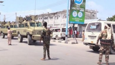 Photo of Somali soldiers end protest over unpaid salaries