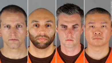 Photo of What we know about the four ex-police officers charged in George Floyd's death