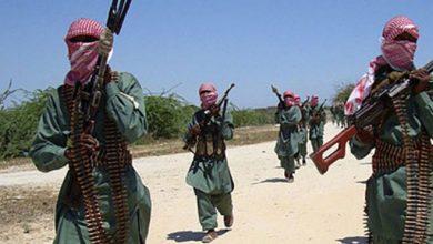 Photo of Top Al-Shabaab commander surrenders