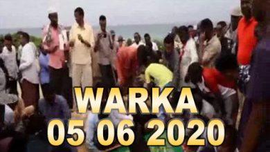 Photo of WARKA 05 06 2020 AUN fanaankii qaran Cabdi Tahliil Warsame oo magaalada Muqdisho aas loogu sameeyey