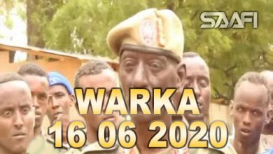 Photo of WARKA 16 06 2020 Ciidamada dowlada oo hawlgalo qorsheysan ka sameeyey gobolka Hiiraan
