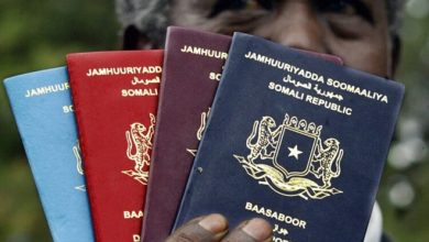 Photo of Passport services in Somalia to resume Sunday-Immigration department