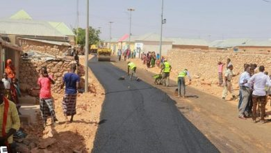 Photo of Repaired road helps bring divided Somali city of Galkayo together