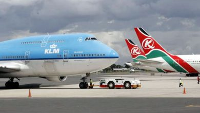 Photo of Five international airlines to resume flights in and out of Kenya from Tuesday