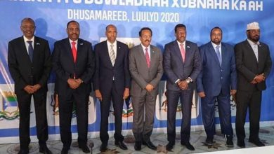 Photo of AU, IGAD call for unity in Dhusamareb talks, 'takes note' of PM's removal
