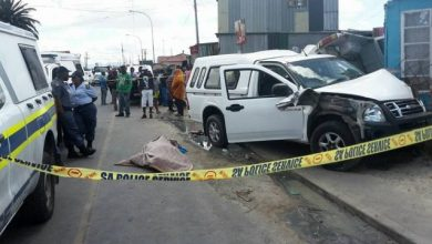 Photo of Somali Citizen Killed In His Shop In South Africa