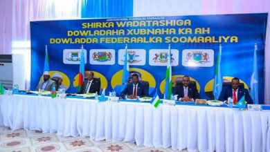 Photo of Somali Regional Leaders Gather In Dhusamareb For Crucial Talks