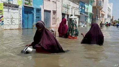 Photo of Somali Floods Displace Hundreds of Thousands, Raise Fears of Coronavirus Spread
