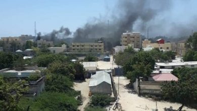 Photo of Update: Eight killed in military base explosion in Mogadishu