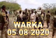 Photo of WARKA 05 08 2020 Al shabaab oo weerar ku qaaday saldhiga militariga Daynuunay gurmadkiina jidka u galay iyo khasaaro ka dhashay