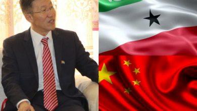 Photo of Chinese Envoy To Somalia Visits Hargeisa