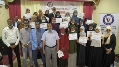 Photo of Shaping peace together: Somali youth as change-makers