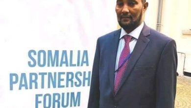 Photo of Three, Including Head Of Chamber Of Commerce Killed In Somalia Bombing