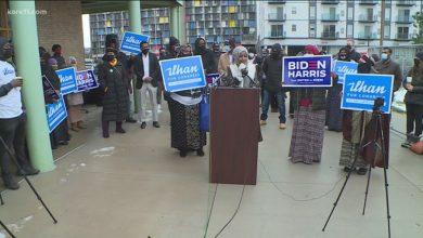 Photo of Omar presses fellow Democrats to vote
