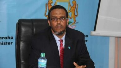 Photo of Somaliland grants safe passage to former Somali Deputy PM to visit his ailing father